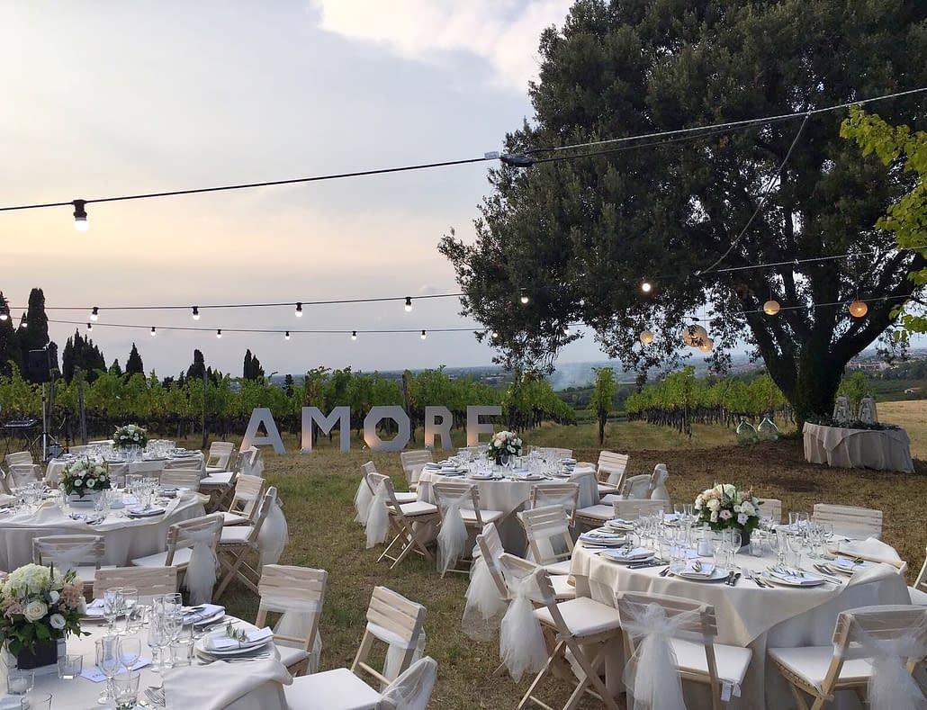 servizio catering per matrimoni