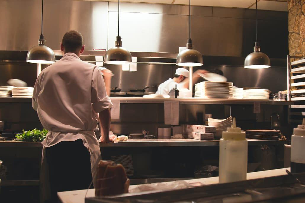 Servizio catering per eventi aziendali